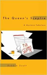 Queens Sceptre - Book Cover